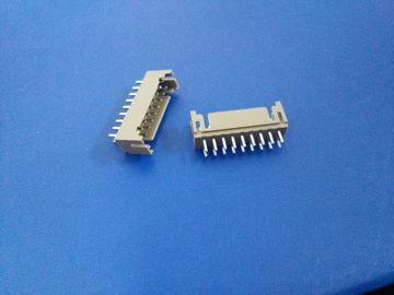 China Dubbele rij 4 ~ 26-pins DIP-wafer PC-bordconnectoren 2.0 Mm pitch in witte kleur fabriek